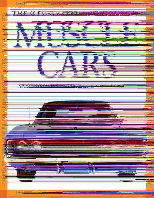 The Illustrated Directory of Muscle Cars By Pepperbox Press (COR)